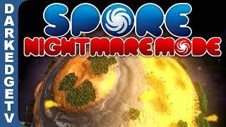 [S4E12] Speedy Spacestage - Spore Nightmare Mode