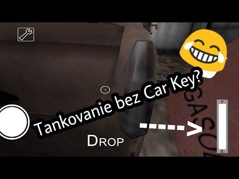 Ako natankovať auto bez Car Key (Granny 1.5 Glitch) [REUPLOAD]
