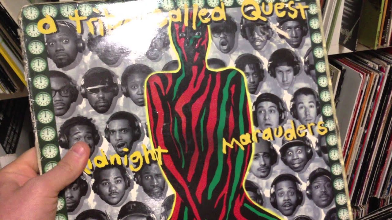 A Tribe Called Quest Vinyl Love Youtube
