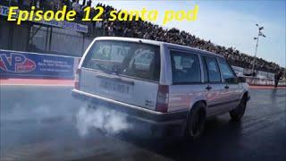 Volvo 940 16v turbo brick episode 12 santa pod fast show