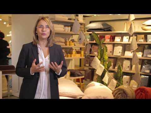 Dominique Burg, Directrice Adjointe Achats Maison présente Absolument Maison.