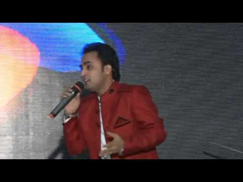 Deepesh Rahi Live Performance in Welcome Show in Sirsa