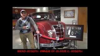 1935 Chrysler Airflow | Oliver C. Joseph