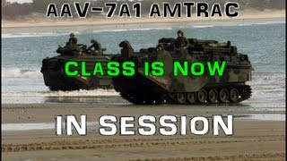 Battlefield 3 | AAV-7A1 AMTRAC 101
