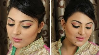 Karwa Chauth Makeup Tutorial - Tips And Tricks With Product Description Thumbnail