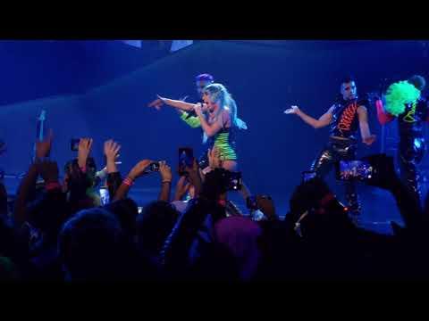 Lady Gaga 4k Enigma concert. Telephone!