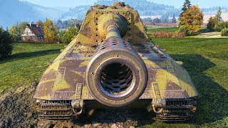 Jagdpanzer E 100 - DAMAGE MONSTER - World of Tanks Gameplay