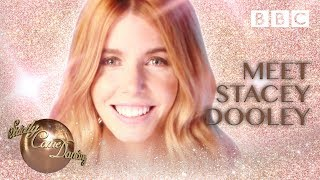 Meet Stacey Dooley - BBC Strictly 2018