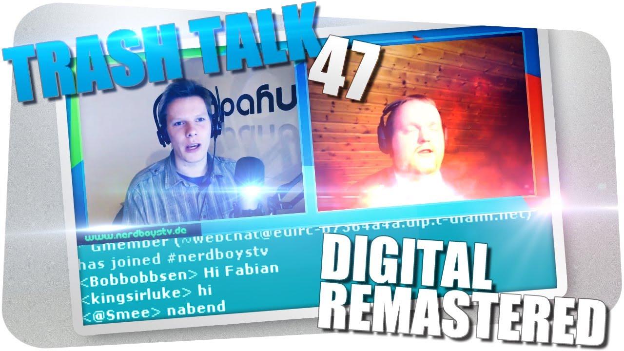 Trash Talk #47 - SimCity, Grafik Patch für Aliens, Galaxy S4, The Rock in Star Wars