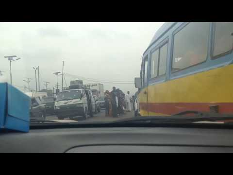 Kinshasa traffic