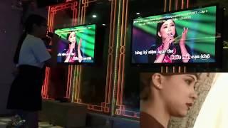 Phương Mỹ Chi hát Karaoke - Lan và Điệp 4 - Xuân đẹp làm sao