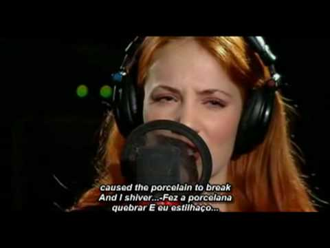 Epica-Feint Acoustic with portuguese subtitles and karaoke