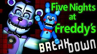 How FNAF SCARES You! - Five Nights at Freddy's Break Down