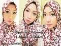 Hijab For Beginners : 1 Selendang, 3 Gaya Simple!
