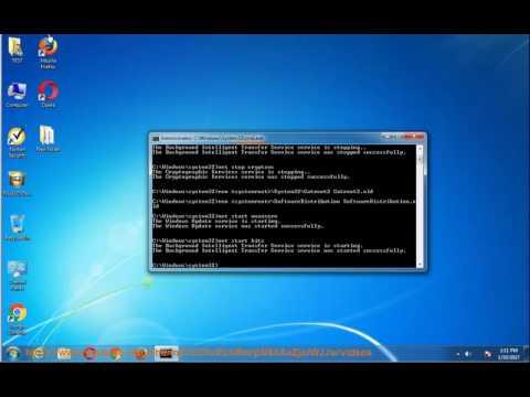 Fix error code 0x80004005 while updating Windows 10