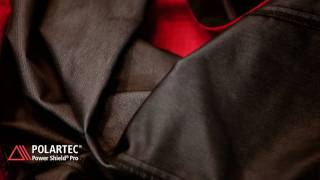 Polartec® Power Shield® Pro  The Ultimate Soft Shell