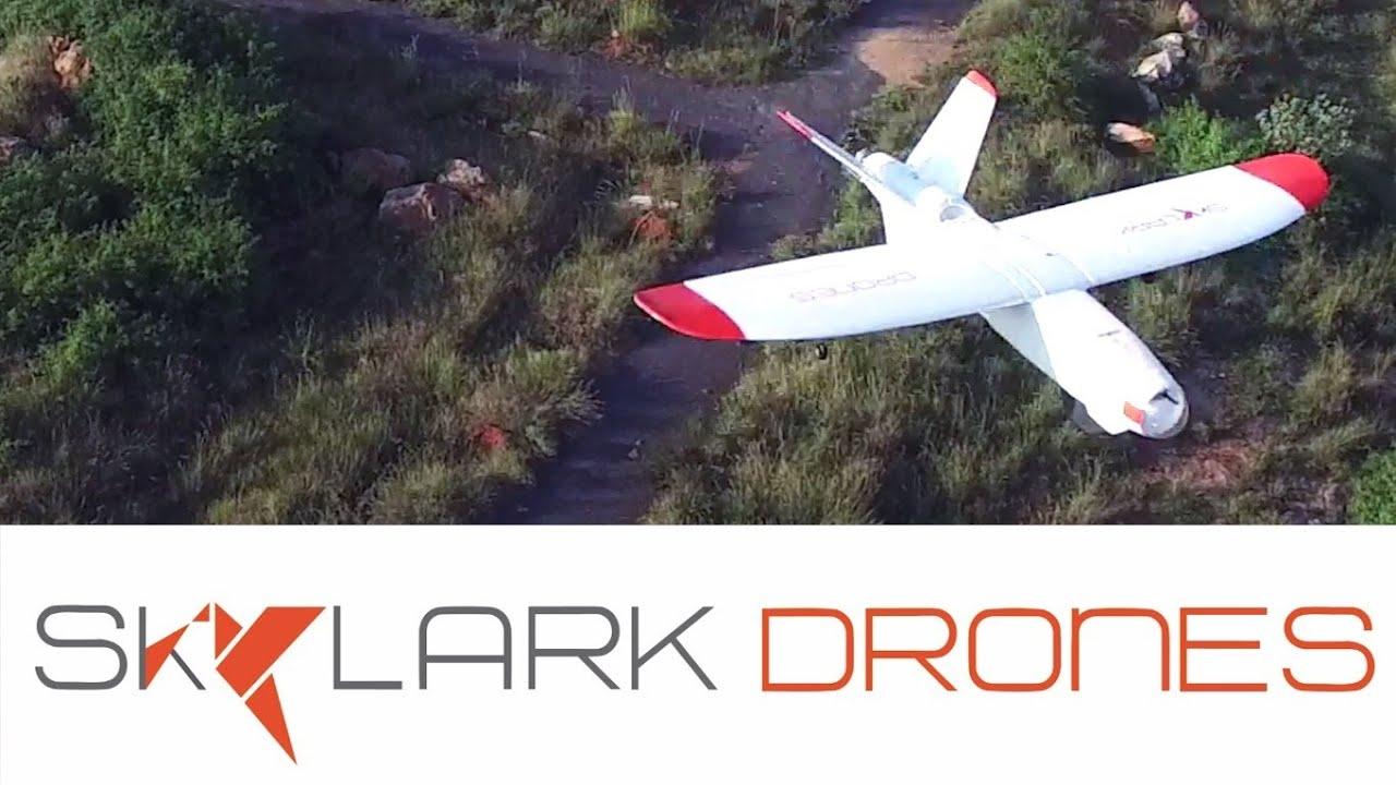 Skylark Drones : Introduction Video - YouTube