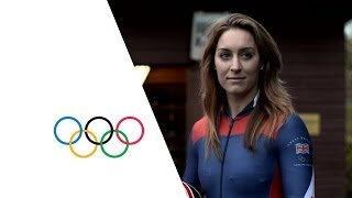 Winning Olympic Gold With Amy Williams | Sochi 2014 Winter Olympics