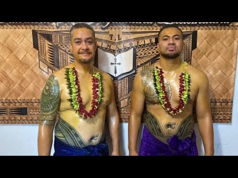 Download Our Family Malofie/Tatau Journey 2021 Sydney NSW (Part 1 of 2) 🇼🇸🦇