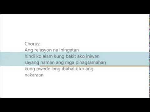 Jape - Mga Pinagsamahan (Lyric Video)