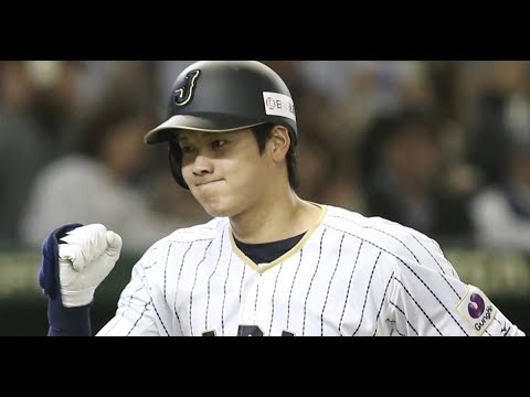 Shohei Ohtani signs with the Los Angeles Angels