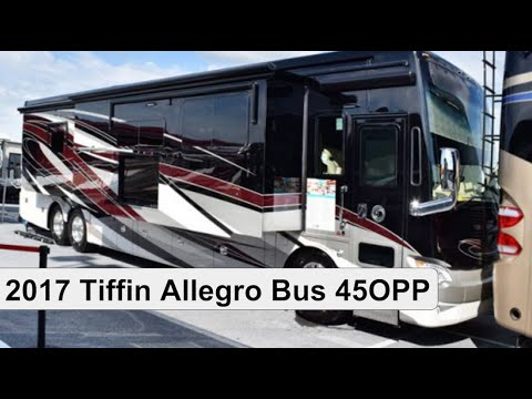 Tiffin - Tiffin Allegro Bus