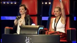 Hlas Česko Slovenska - Jakub Nesnídal - Elvis Presley - Jailhouse Rock