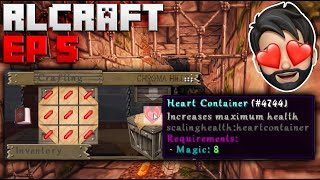 I Crafted EXTRA HEARTS In RL Craft! [Minecraft Modpack]