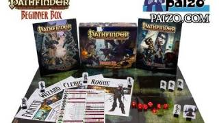 Game Geeks  #189  Pathfinder Roleplaying Game, Beginner Box by Paizo