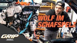 Wolf im Schafspelz Teil 4 - Endlich Hochzeit & Tieferlegung I GRIP Originals