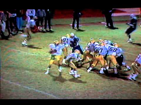Classic Texas HS Football Game - 1986 Holmes Huskies vs. John Jay Mustangs
