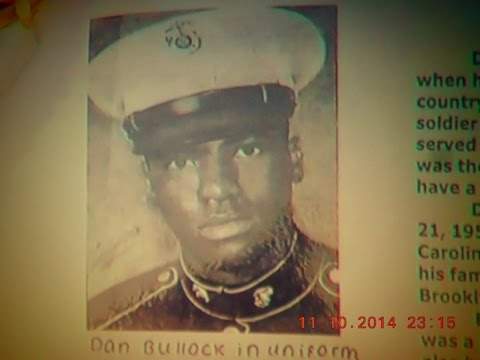 Dan Bullock Died Vietnam 1969 at Age 15 Youngest Marine to Die in that war Bill Papa Terry kilbane