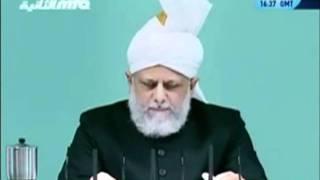Проповедь Хазрата Мирзы Масрура Ахмада (01-10-2010)clip-8.flv