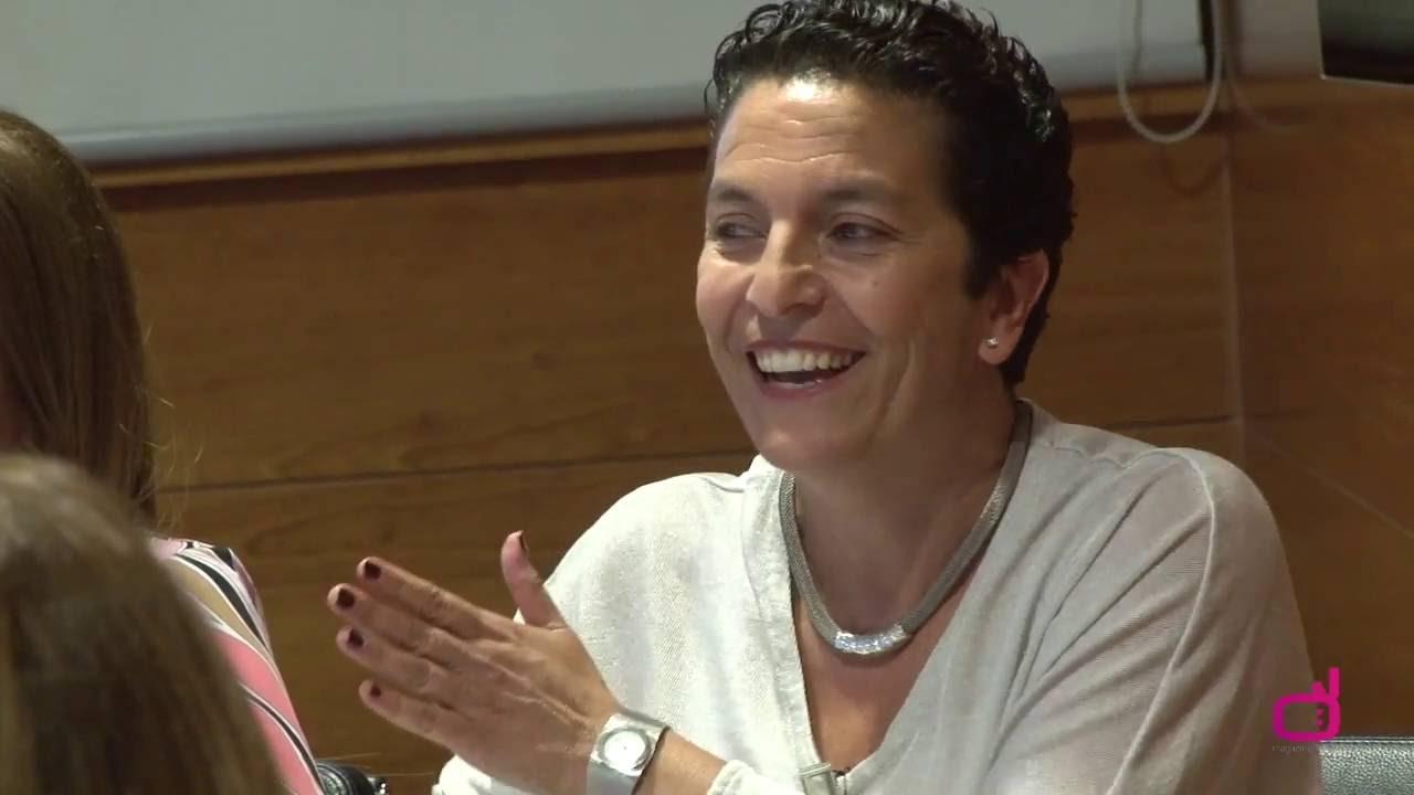 Ana Bueno habla sobre Mitele y Radioset - YouTube