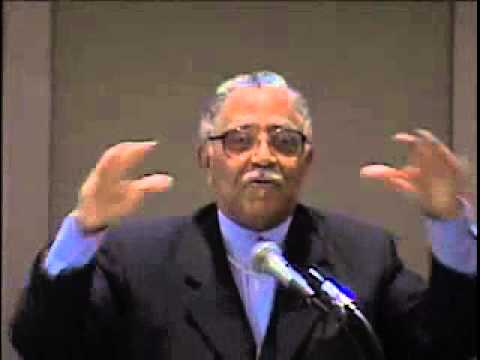 Rev. Dr. Joseph Lowery, Michigan State University Slavery to Freedom lecture series