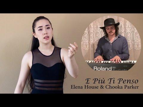 E Più Ti Penso - Andrea Bocelli and Ariana Grande Cover