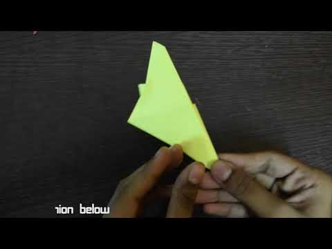How to make Star using with Paper | 3D paper star | origami stars | Nive Tv | #005