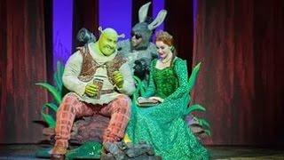 Мюзикл на мультфильм Шрек Shrek