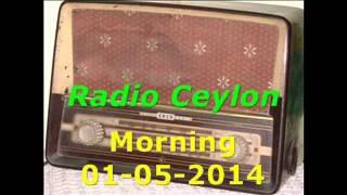 Radio Ceylon 01-05-2014~Thursday Morning~03 Purani Filmon Ka Sangeet
