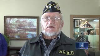 Veterans activities program receives grant assistance