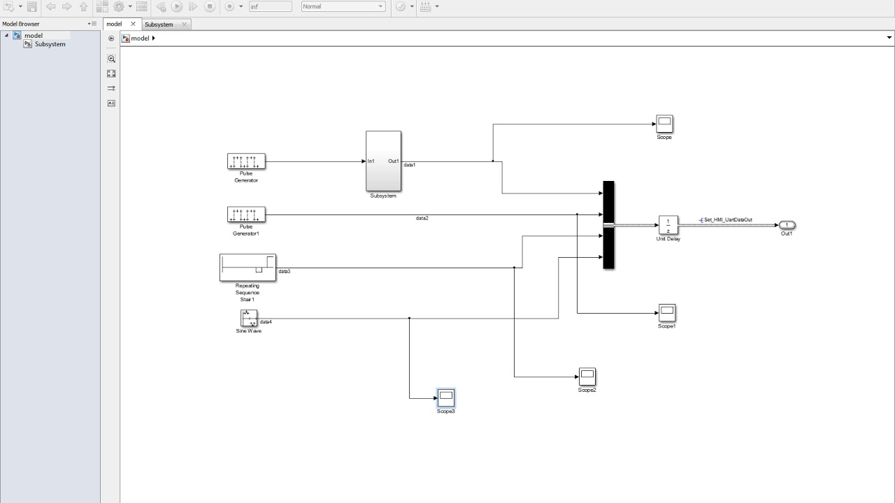 Matlab and simulink on stm32 microcontrollers with embedded coder