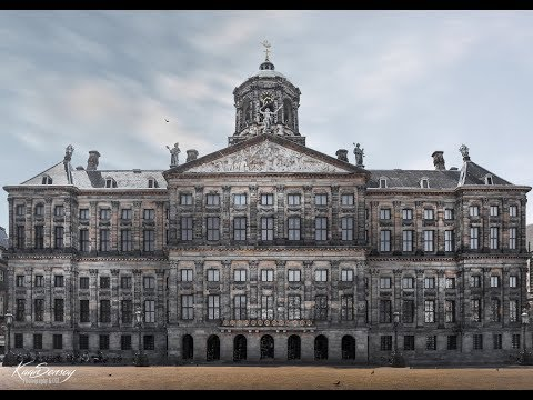 50 Amsterdam MONUMENTS PHOTOGRAPHY for Patrimonia Games Amsterdam  by Kaan Sensoy