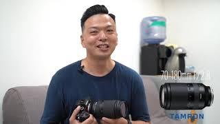 【專業用後分享】70-180mm F2.8|A056|婚禮攝錄師 Henry Wang 試用後評價|TAMRON