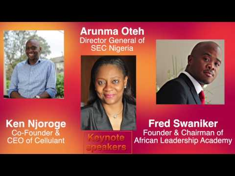 Harvard Business School Africa Business Conference 2015 _ ETV Promo Video