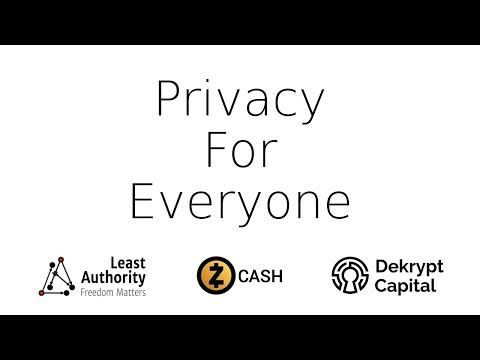 Funding Panel - Privacy For Everyone [LIVE]