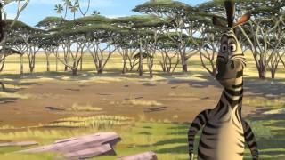 Madagascar na hrvatskom jeziku, Volim se gibat, gibat, Verbalisti