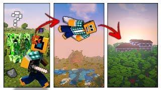 """Minecraft #398 -  """"CREEPERY I NOWE PRZYGODY, KIEDY SAVE?!"""""""
