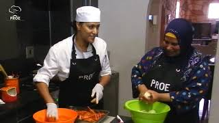 PROE featuring Chef Wadia