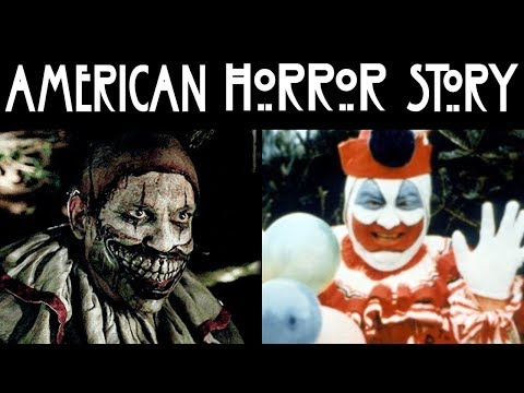 Top 15 AHS Characters Based On REAL People [American Horror Story]