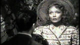 Marlene Dietrich  / Martin Roumagnac 1946